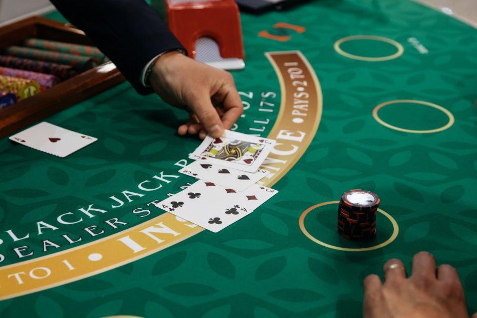 違法なギャンブル